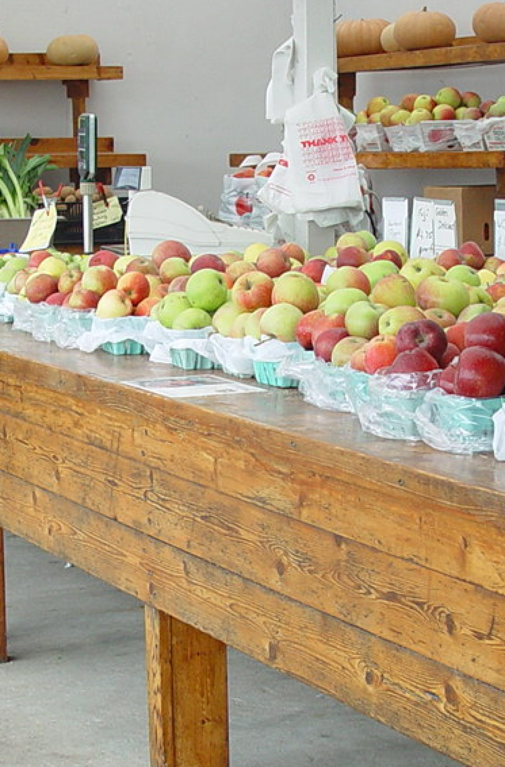 The Local Farmer's Market Near The Harborfront Inn