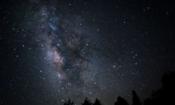 Stargazing At Custer Observatory